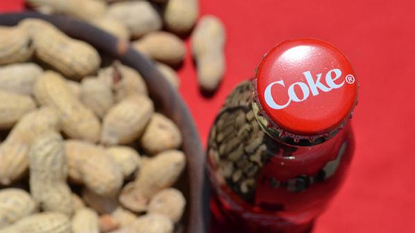 coke and peanuts 604