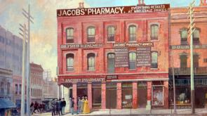 Jacobs Pharmacy in Atlanta, USA