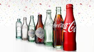 Coke Contour Bottle 100 Birthday Article Lead