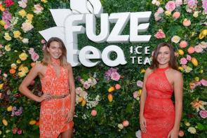 Sammy and Bella Fuze Tea Launch