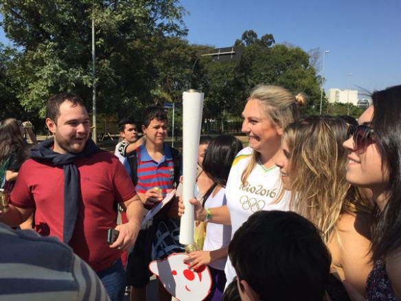 Rio 2016 Olympic Torch Relay