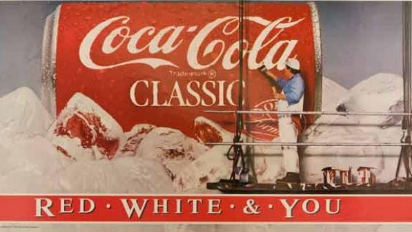 A History of Coca-Cola Advertising Slogans